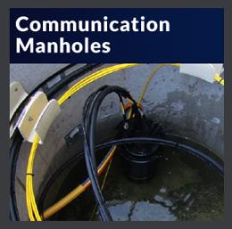Gallery - Communication Manholes